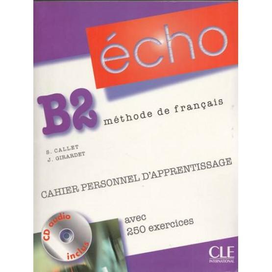 Echo B2 methode de francais
