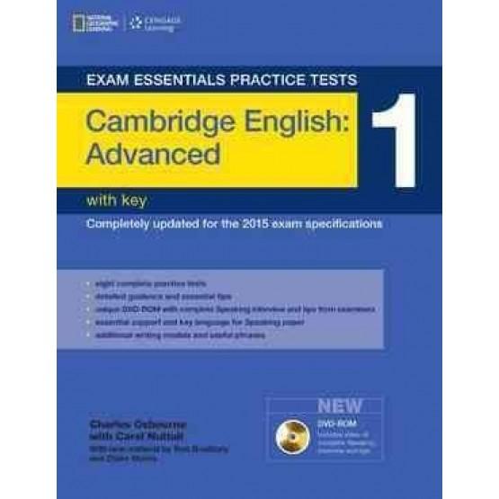 Cambridge English 1 Advanced (CAE)