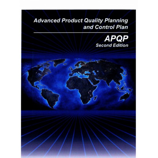Advanced Product Quality Planning and Control Plan APQP Second Edition