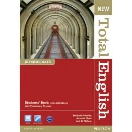 New total english students book intermediate