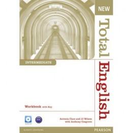 New total english workbook intermediate