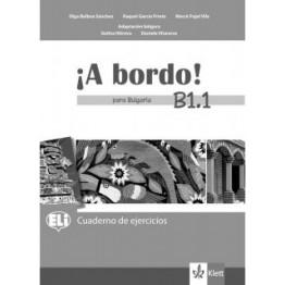 A bordo para Bulgariа B1.1 Cuaderno de ejercicios