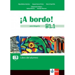 A bordo para Bulgaria B1.1 Libro del alumno
