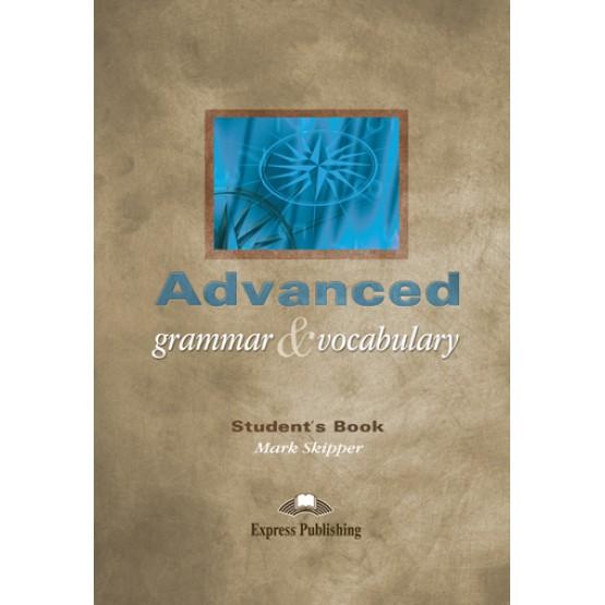 Advanced grammar i vocabulary Students book