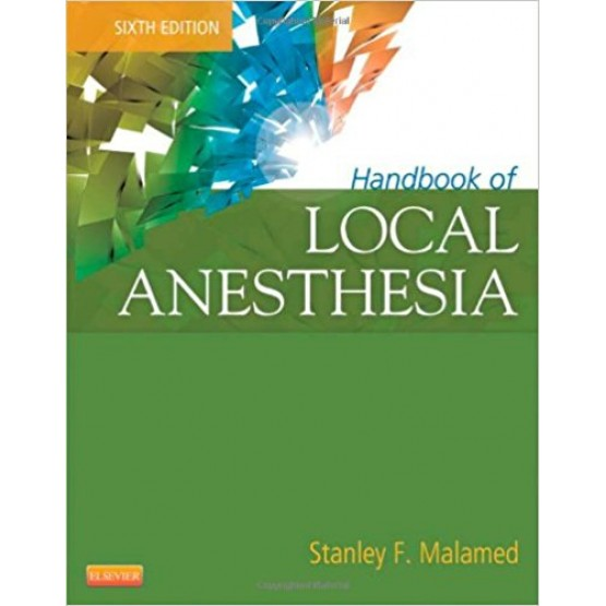 Handbook of Local Anesthesia, sixth edition