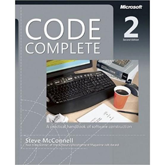 Code Complete Microsoft  2