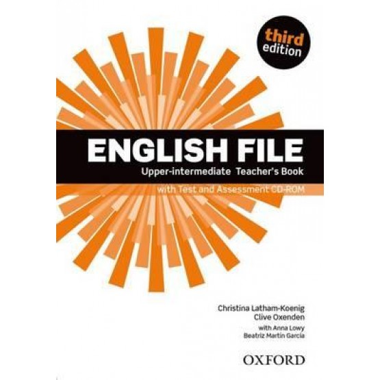 English File Upper-intermediate Teachers Book