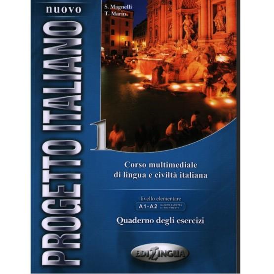 Nuovo Progetto Italiano 1 Quaderno degli esercizi
