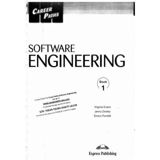 Software Engineering Book 1