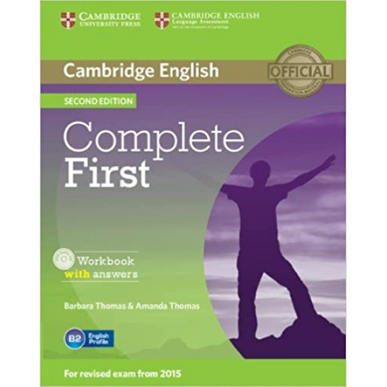 Cambridge English second edition Complete first workbook with answer