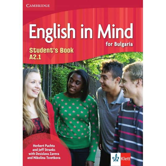 English in Mind for Bulgaria, A2.1, Student's Book