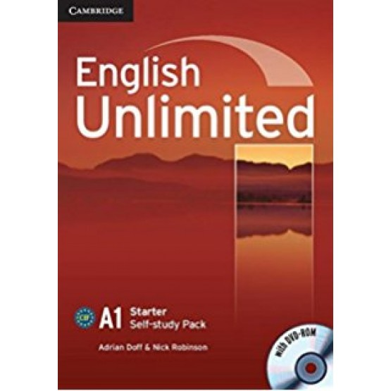 English Unlimited, Starter: Self- Study Pack, A1, A.Doff