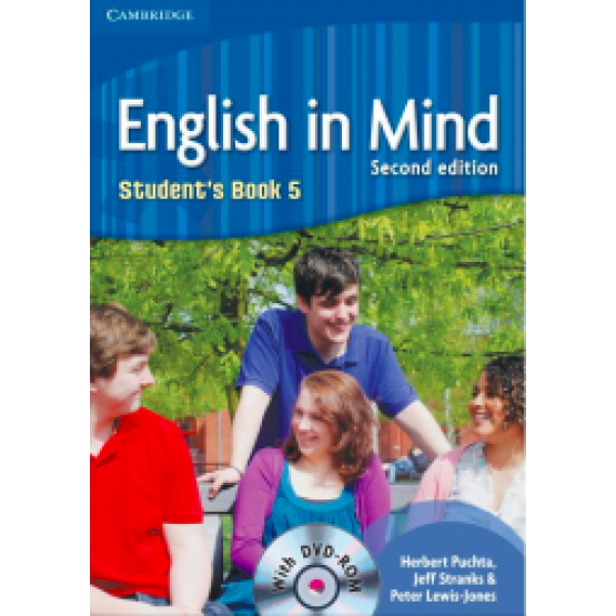 English in Mind,Student's Book 5, 2nd Edition