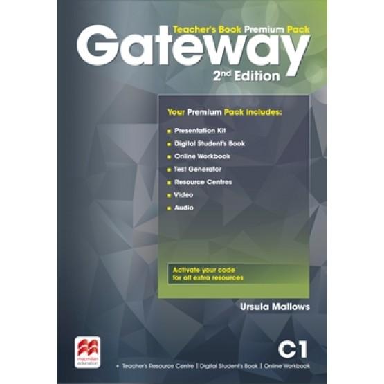 Gateway, C1, Teacher's Book, 2nd Edition