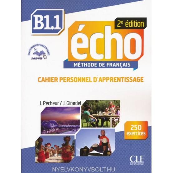 Echo - Methode de Francias, B1.1, 2e edition