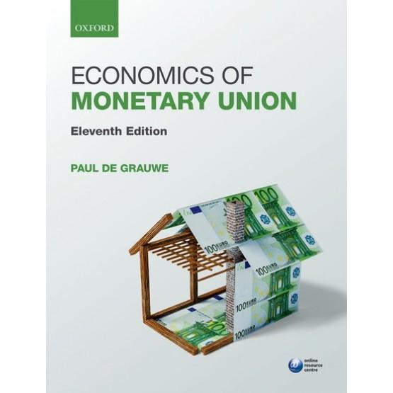 Economics of Monetary Union, De Grauwe, 11th edition