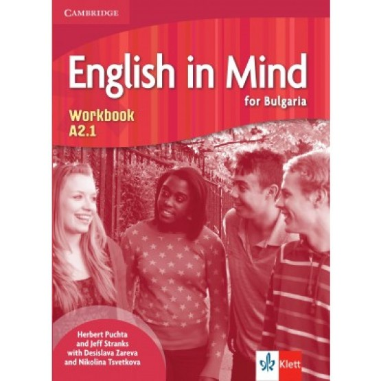 English in Mind for Bulgaria, A2.1, Workbook