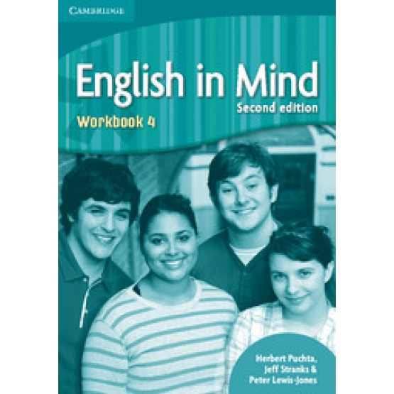 English in Mind, Workbook 4