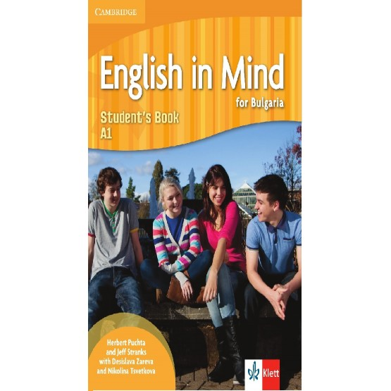 English in Mind for Bulgaria, A1, Student's Book