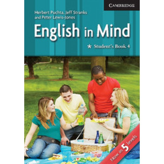 English in Mind, Student's Book 4