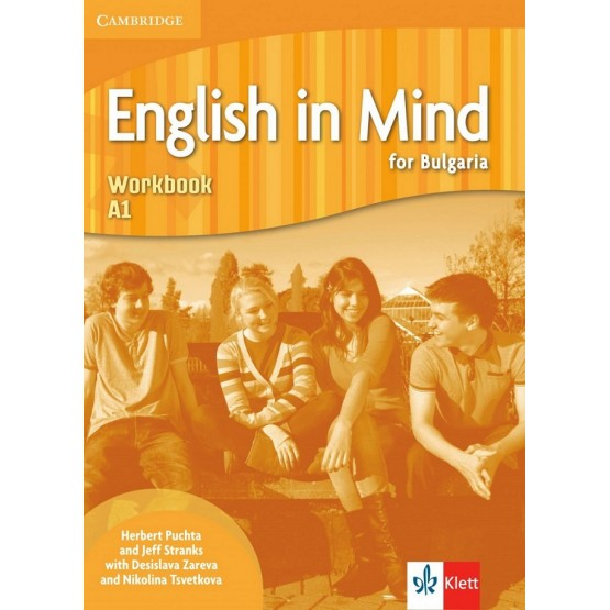 English in Mind for Bulgaria, A1, Workbook