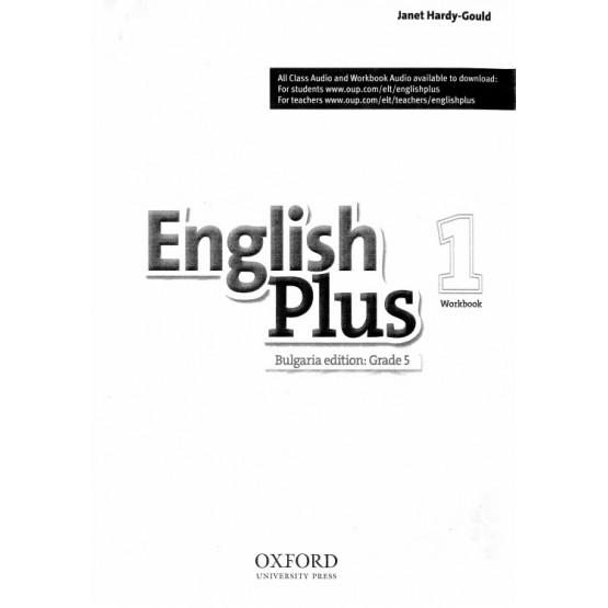 English plus, Bulgarian Edition: Grade 5, Workbook 1