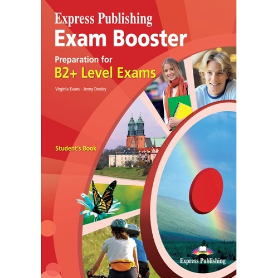 Exam Booster Preparation for B2+ Level Exams