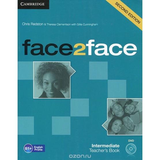 Face2face, Intermediate Teacher's Book, 2nd Edition
