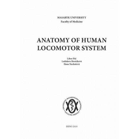Anatomy of Human Locomotor System, 2012