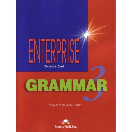 Enterprise, Grammar 3, Student's Book, Evans&Dooley