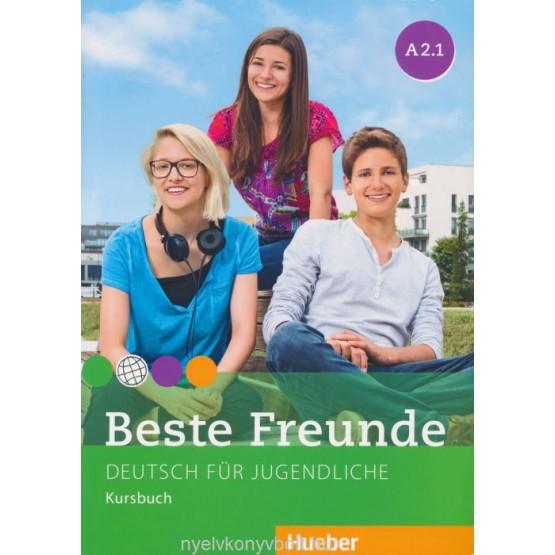 Beste Freunde A2/1, Kursbuch - Hueber Verlag