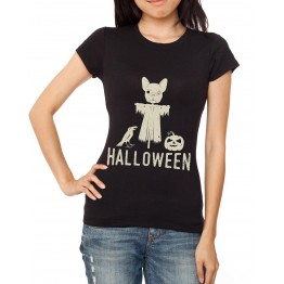 Frenchie Halloween