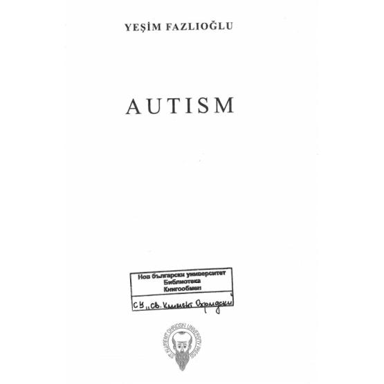Autism Fazlioglu