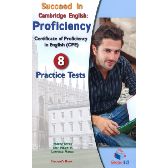 Cambridge English - Proficiency - 8 Practice Tests