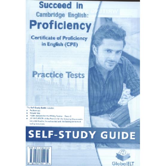 Cambridge English - Proficiency - Practice Tests - Self-Study Guide