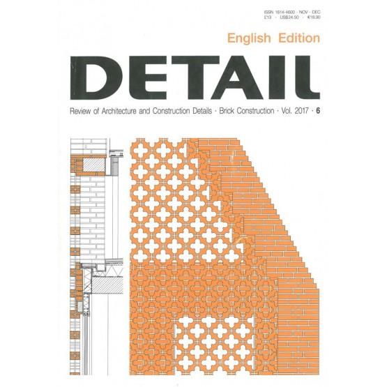 Detail English Edition vol 6