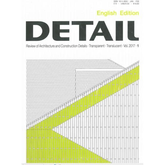 Detail English Edition vol 1