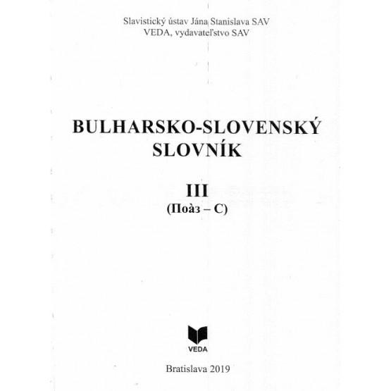 bulharsko-slovensky slovnik