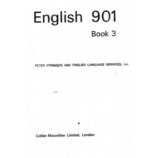 Eglish 901 book 3