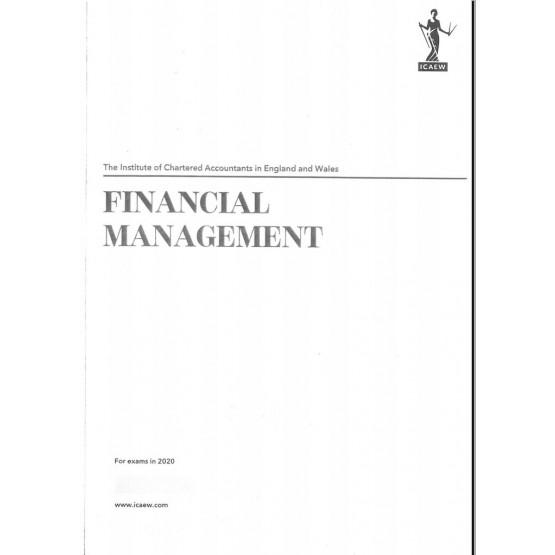 Financial Management 2020
