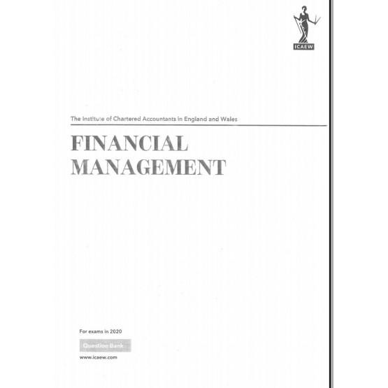 Financial Management Question Book 2020