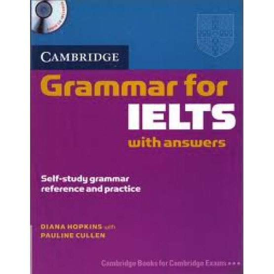 Grammar for IELTS with answers cambridge