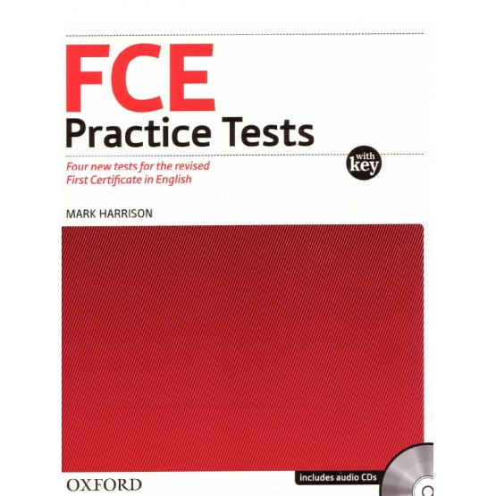 FCE practice tests with key