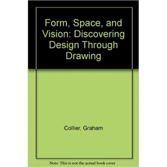 Form space and vision discovering design through drawing