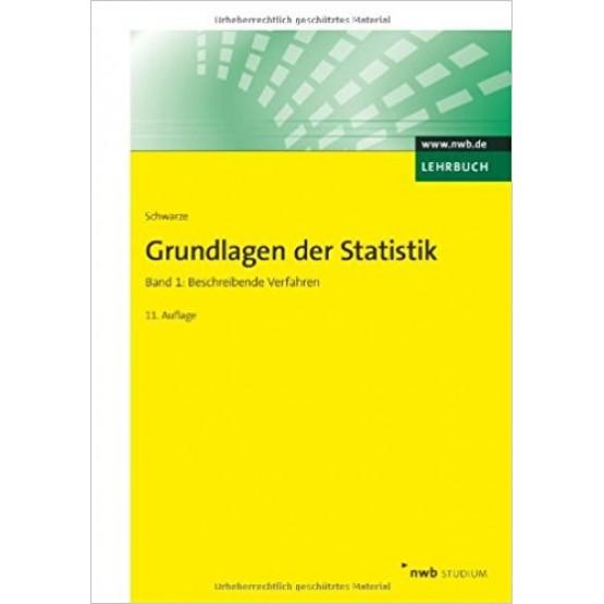 Grundlagen der Statistik 1 Beschreibende Verfahren