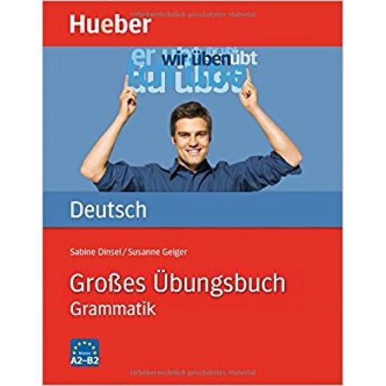 Großes Übungsbuch Deutsch Grammatik