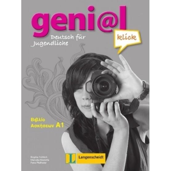 Genial Arbeitsbuch A1