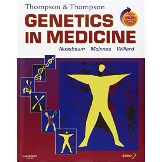 Genetics in Medicine Thompson