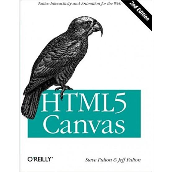 HTML5 Canvas, Steve Fulton