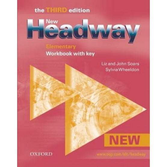 Headway Elementary workbook